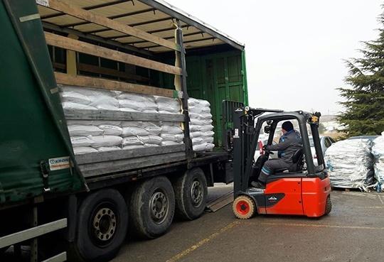 Tarım Kredi Birlik, 2017 yılına ihracatla başladı.
