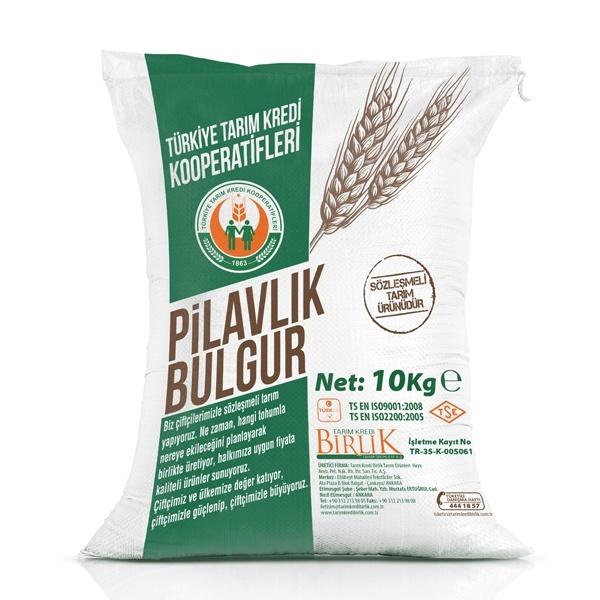 Pilavlık Bulgur (10 kg)