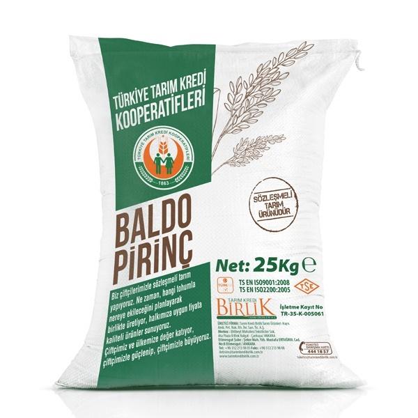 Baldo Pirinç (25 kg)