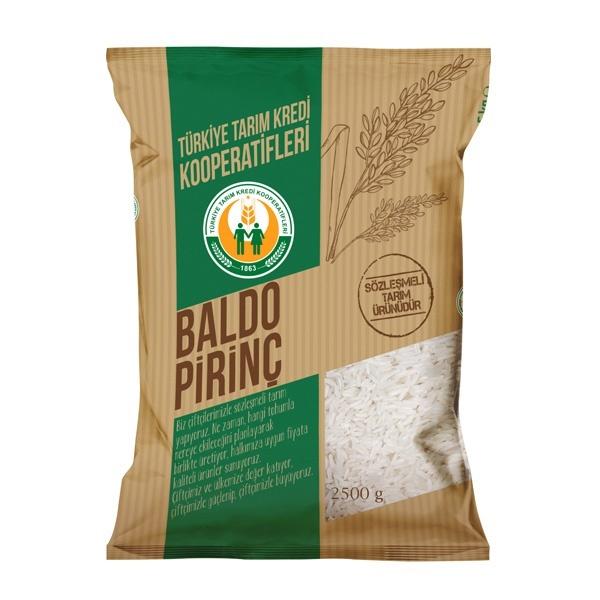 Baldo Pirinç (2500 g)