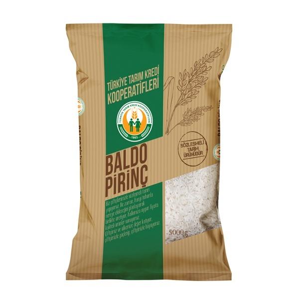 Baldo Pirinç (5000 g)