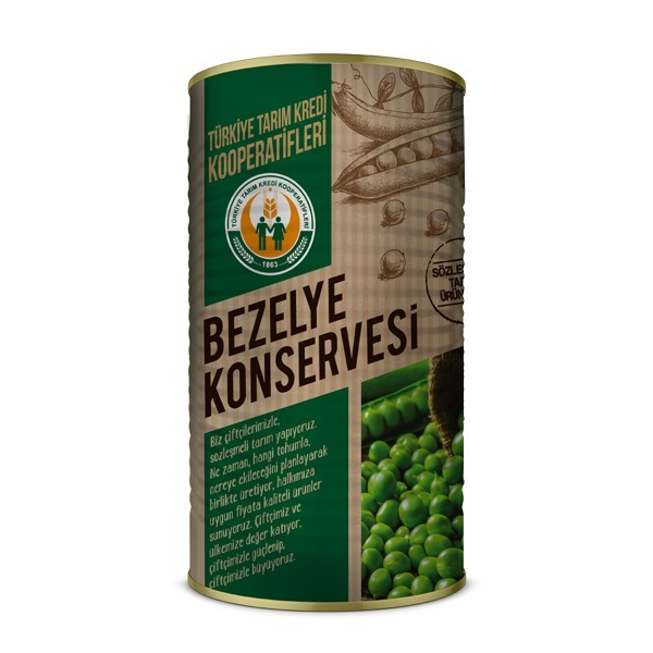Bezelye Konservesi (4200 G)