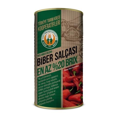 Biber Salçası (4200 gr)