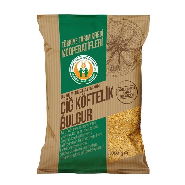 Çiğ Köftelik Bulgur (1000 g)