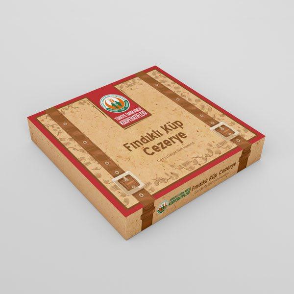 Fındıklı Küp Cezerye (500 g)