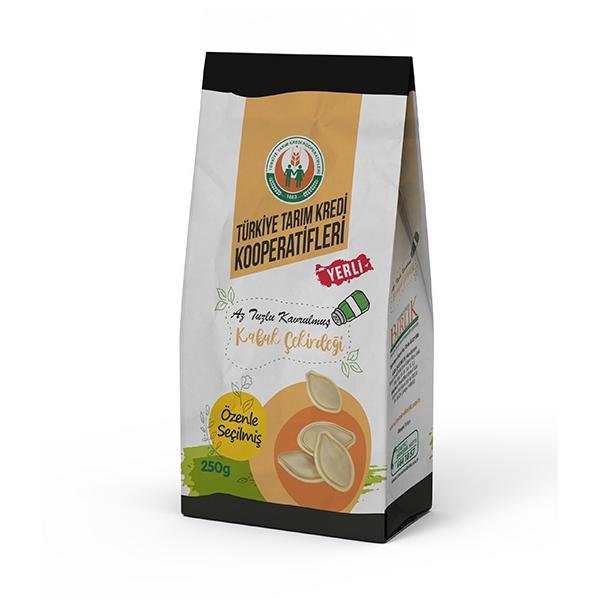 Kavrulmuş Kabak Çekirdeği Az Tuzlu (250 g)