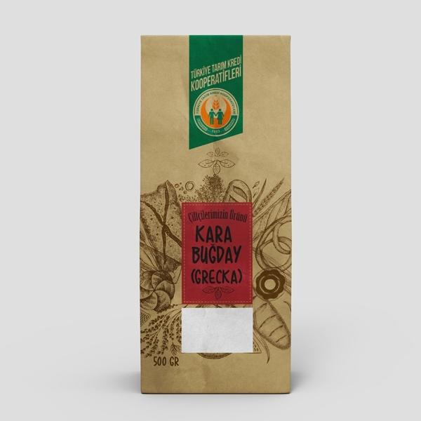 Kara Buğday (500 gr)