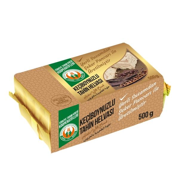 Keçiboynuzlu Tahin Helvası (500 g)