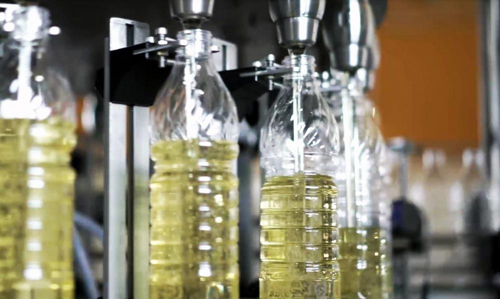 Kırklareli Şubesi - Ayçiçek Yağı Üretim Tesisi
