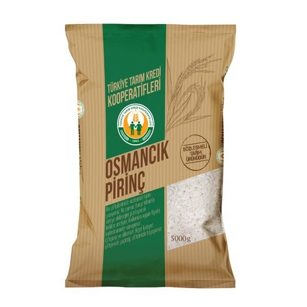 Osmancık Pirinç (5000 g)