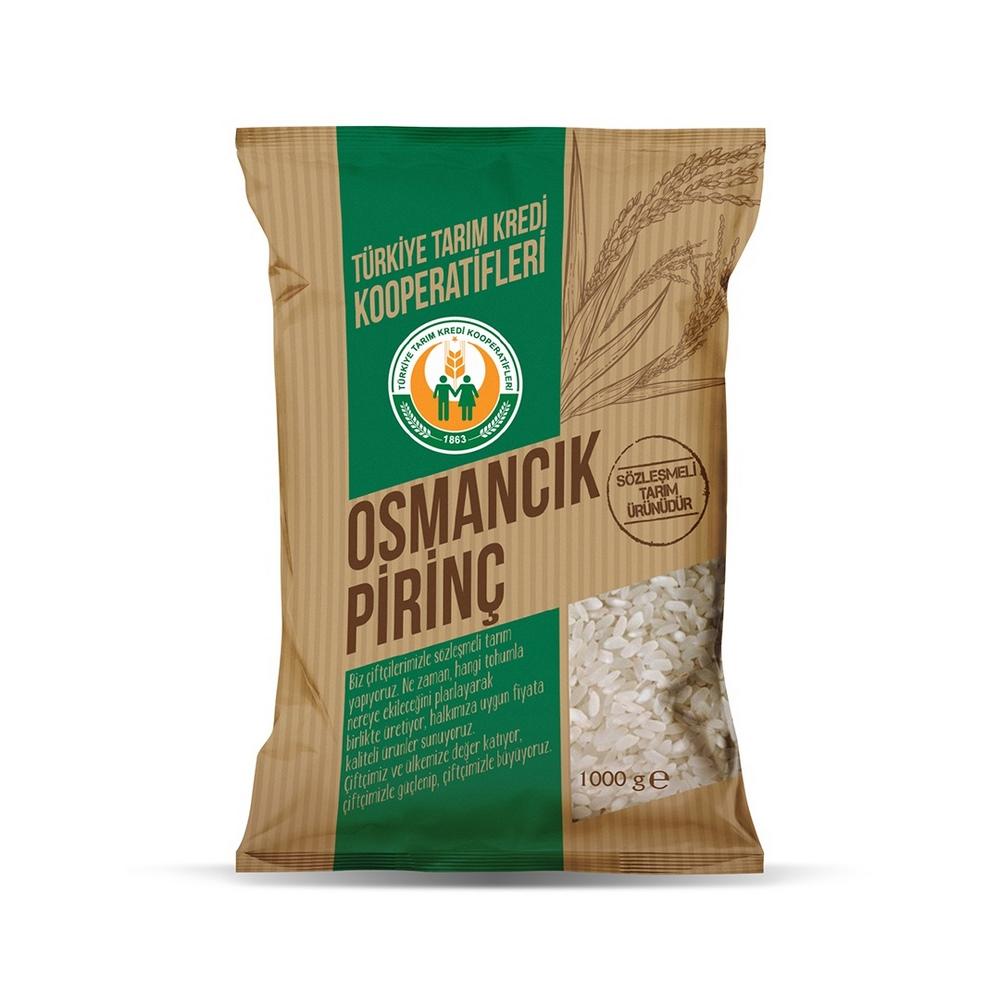 Osmancık Pirinç (1000 g)