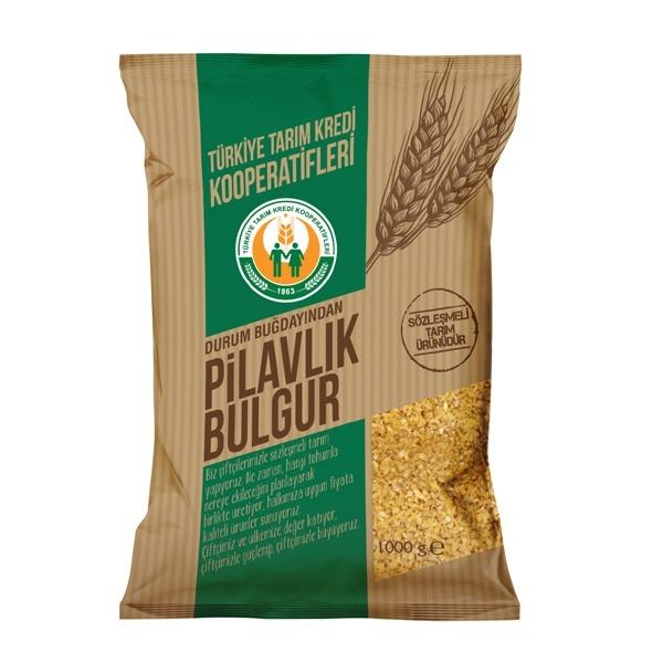 Pilavlık Bulgur (1000 g)